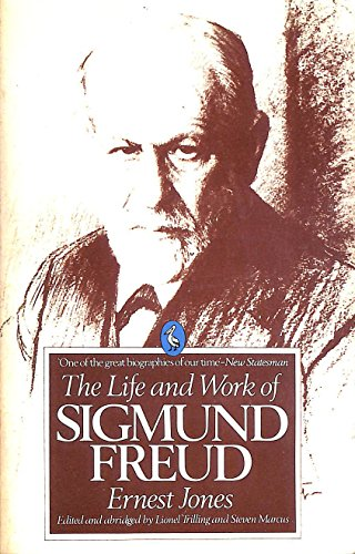 Life & Work Of Sigmund Freud: Ernest Jones