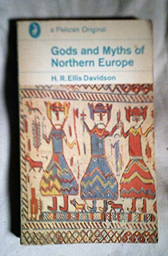 9780140206708: Gods and Myths of Northern Europe (Pelican)