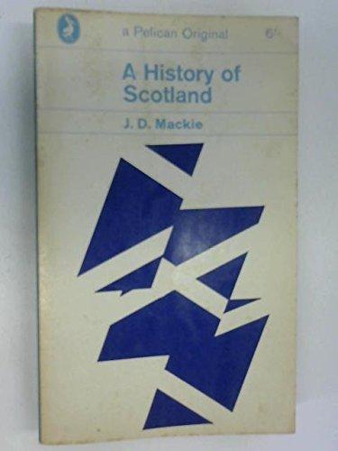 9780140206715: History of Scotland, The Penguin (Pelican S.)