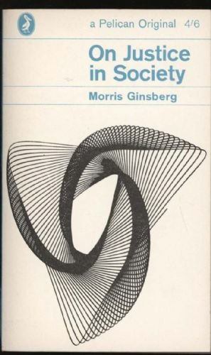 9780140207170: On Justice in Society