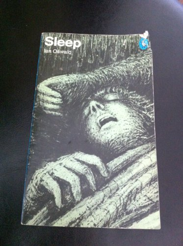 9780140207439: Sleep: Fourth Revised Edition (Pelican)