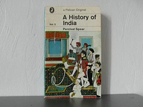 9780140207705: A History of India, Volume 2