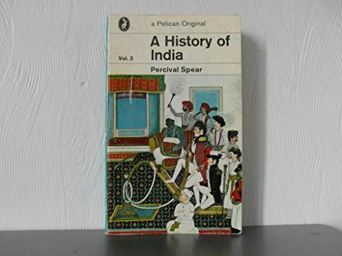 9780140207705: A History of India: v. 2 (Pelican)