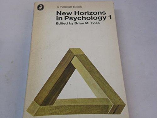 9780140207750: New Horizons in Psychology (Pelican)