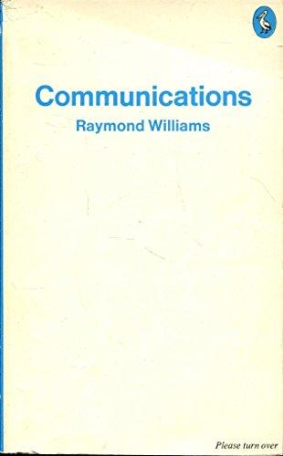 9780140208313: Communications