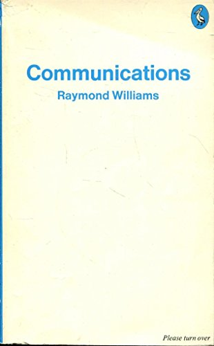 9780140208313: Communications (Pelican)