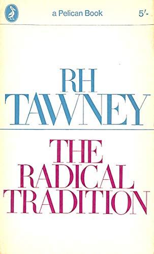 9780140208344: Radical Tradition