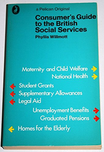 9780140208719 Consumer S Guide To The British Social Services Pelican