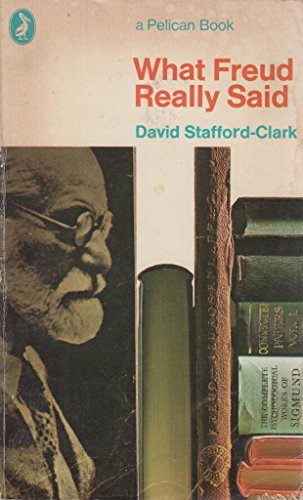 9780140208771: What Freud Really Said (Pelican)
