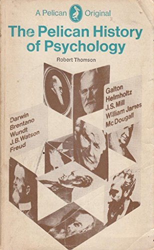 9780140209044: The Pelican History of Psychology
