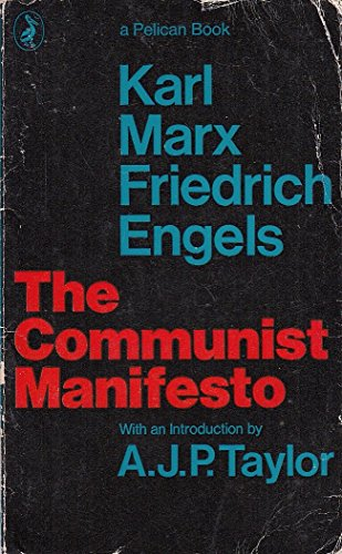 9780140209150: The Communist Manifesto
