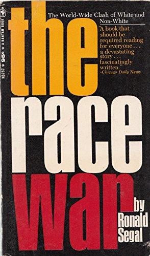 9780140209181: Race War: The Worldwide Conflict of Races (Pelican)