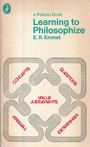 9780140209433: Learning to Philosophize