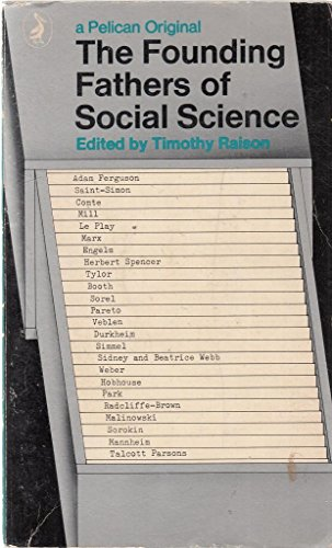 9780140209648: The Founding Fathers of Social Science (Pelican)