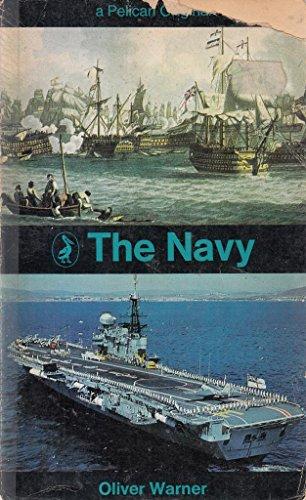 9780140209792: The Navy (Pelican)