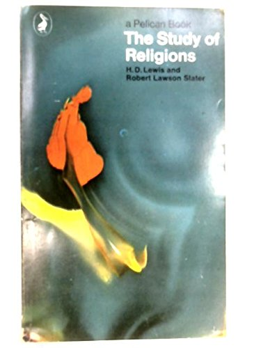 9780140210118: The Study of Religions (Pelican)