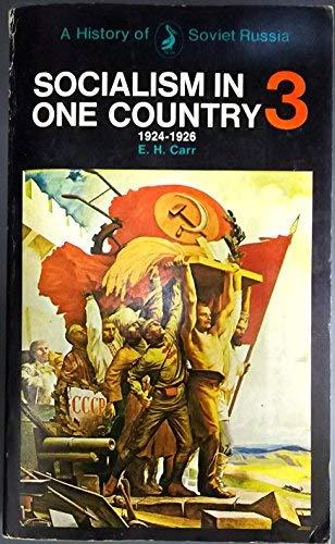 A History of Soviet Russia, Vol. 3: Carr, Edward Hallett