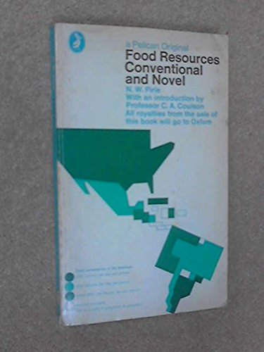 FOOD RESOURCES Conventional and Novel
