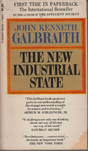 9780140210828: The New Industrial State (Pelican)
