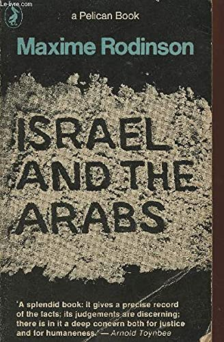 9780140211283: Israel and the Arabs