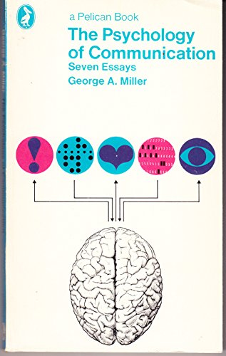 9780140211412: The Psychology of Communication (Pelican)