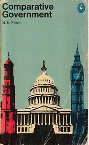 9780140211702: Comparative Government: An Introduction to the Study of Politics (Pelican books ; A 1170)