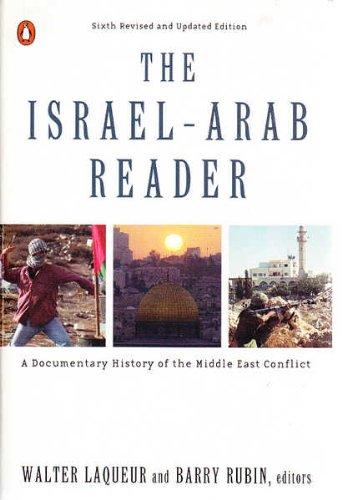 9780140212303: The Israel-Arab Reader (Pelican)