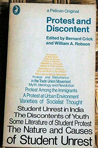 9780140212310: Protest and Discontent (Pelican)