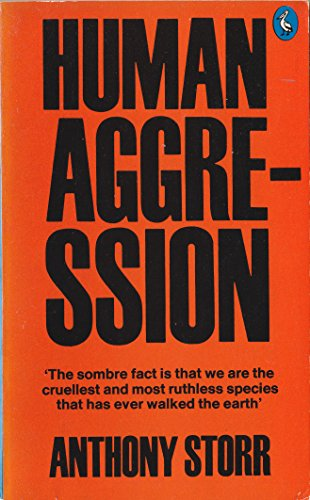 9780140212341: Human Aggression (Penguin Psychology)