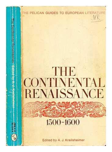 9780140212747: The Continental Renaissance 1500-1600 (Guide to European Lit)
