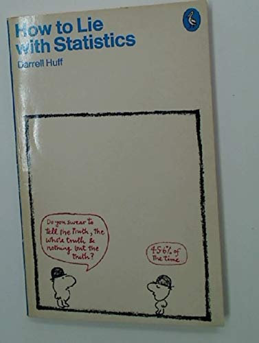 9780140213003: HOW TO LIE WITH STATISTICS (PELICAN)