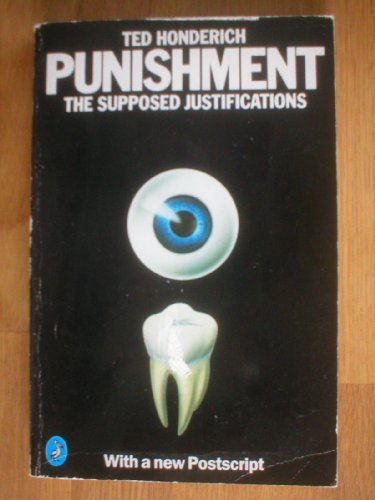 9780140213126: Punishment: The Supposed Justifications (Pelican)