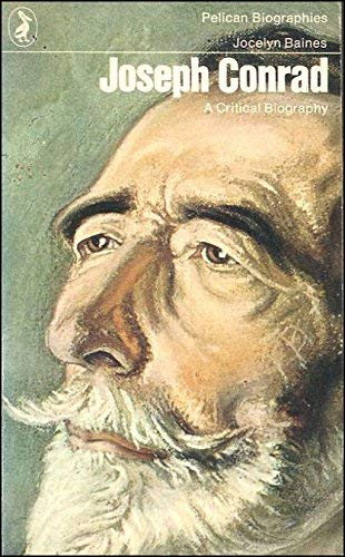 9780140213201: Joseph Conrad: A Critical Biography