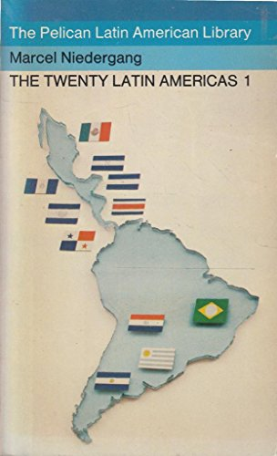 9780140213478: The Twenty Latin Americas: v. 1 (Latin American Library)