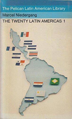 9780140213478: The Twenty Latin Americas: v. 1 (Latin American Library)