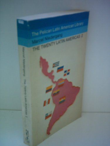 9780140213485: The Twenty Latin Americas (Latin American Library). Volume Two