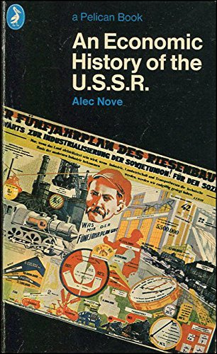 9780140214031: An Economic History of the U.S.S.R. (Pelican books)