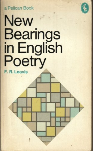 9780140214826: New Bearings in English Poetry (Pelican books)