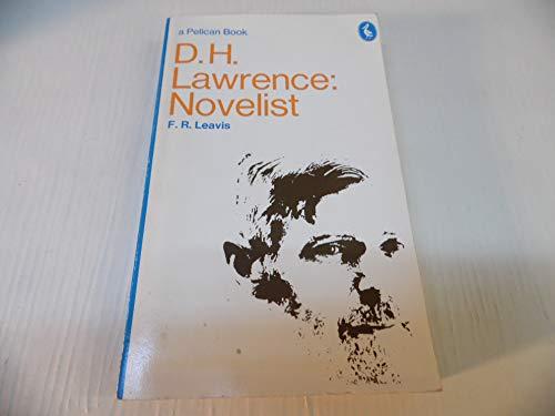 9780140214918: D.H.Lawrence: Novelist (Pelican)