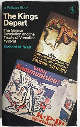 9780140215144: German Revolution and the Treaty of Versailles, 1918-19 (Pelican)