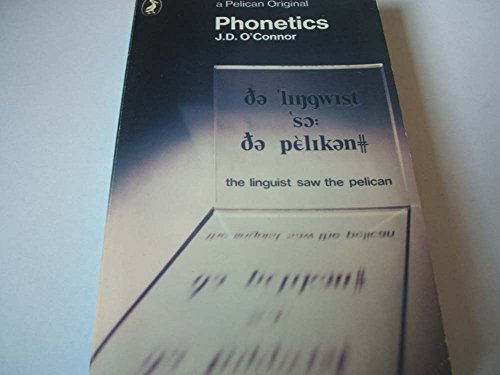 9780140215601: Phonetics (A pelican original)