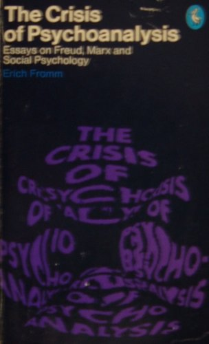 9780140216080: The Crisis of  Psychoanalysis(Pelican)