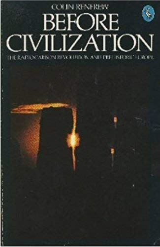 9780140216707: Before Civilization (Pelican)