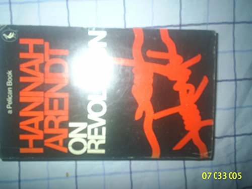 9780140216813: On Revolution (Pelican)