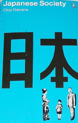 9780140216820: Japanese Society