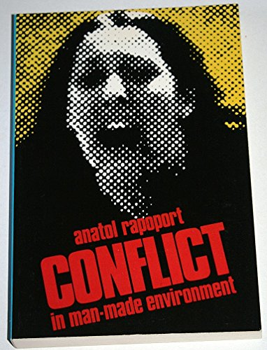 9780140216936: Conflict in Man-made Environment (Pelican)