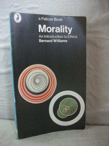 9780140217278: MORALITY (PELICAN S.)