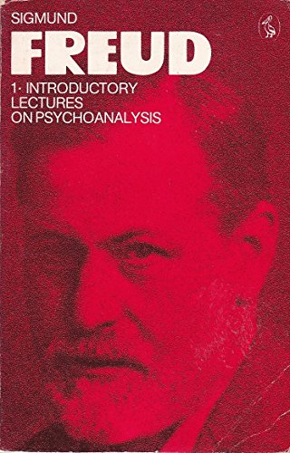 9780140217353: O1 Introductory Lectures On Psychoanalysis (Pelican)