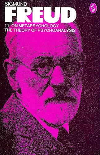 9780140217407: On Metapsychology - Theory of Psychoanalysis: