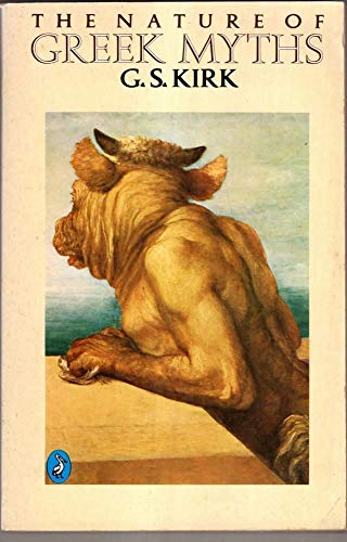 9780140217834: The Nature of Greek Myths (Pelican)